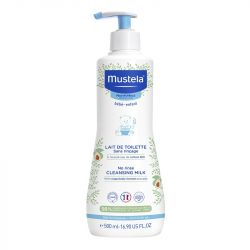 Mustela No Rinse Cleansing Milk 500ml