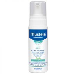 Mustela Stelatopia Foam Shampoo 150ml