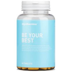 Myvitamins Be Your Best Tablets 60