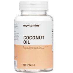 Myvitamins Coconut Oil Softgels 90