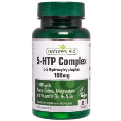 Nature's Aid 5-HTP Complex 100mg Tablets 30
