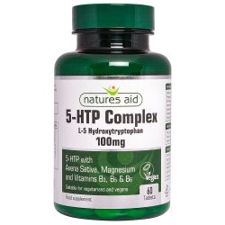 Nature's Aid 5-HTP Complex 100mg Tablets 60