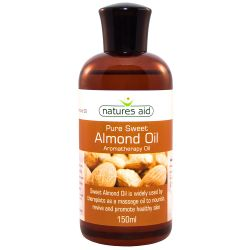 Nature's Aid Almond Oil 150ml