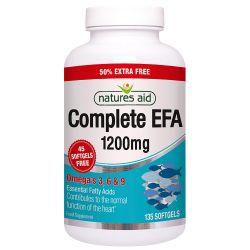 Nature's Aid Complete EFA (Omega 3-6-9) Softgels 135