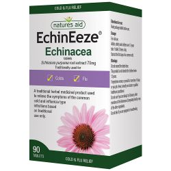 Nature's Aid EchinEeze 70mg Tablets 90
