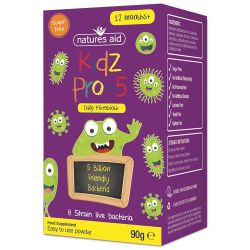 Nature's Aid Kidz PRO-5 (Daily Microbiotic) 90g