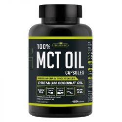 Nature's Aid MCT Oil Capsules 120