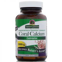 Nature's Answer Coral Calcium Caps 90