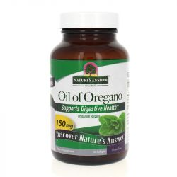 Nature's Answer Oil of Oregano Softgels 90