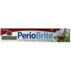 Nature's Answer Periobrite Toothpaste Cinnamint 113g
