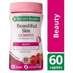Nature's Bounty Beautiful Skin Gummies 60