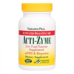 Nature's Plus Acti-Zyme VCaps 90