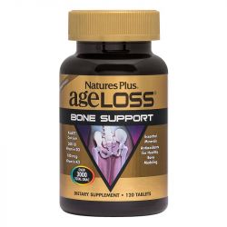 Nature's Plus Ageloss Bone Support Extended Release Tabs 120