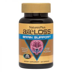 Nature's Plus Ageloss Brain Support VCaps 60