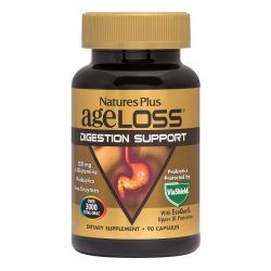 Nature's Plus Ageloss Digestion Support VCaps 90