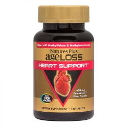 Nature's Plus Ageloss Heart Support Tabs 120