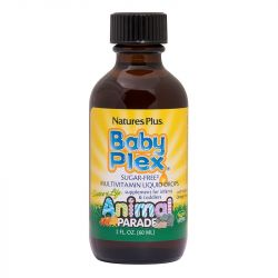 Nature's Plus Animal Parade Baby Plex 60ml