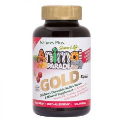 Nature's Plus Animal Parade Gold Chewable Multi Cherry Flavour 120