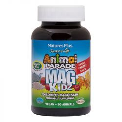 Nature's Plus Animal Parade Mag Kidz Chewable Tabs 90