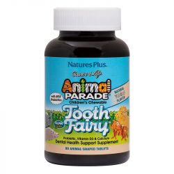Nature's Plus Animal Parade Tooth Fairy Chewable 90