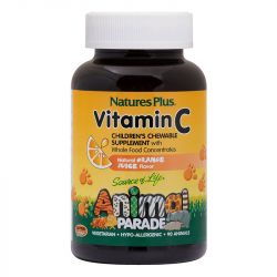 Nature's Plus Animal Parade Vitamin C Chewables 90