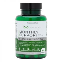 Nature's Plus BioAdvanced Monthly Support for Women Caps 60