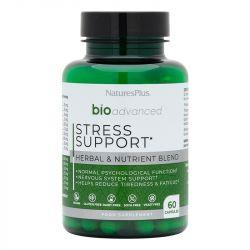 Nature's Plus BioAdvanced Stress Support Caps 60