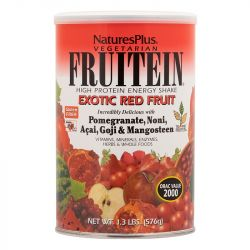 Nature's Plus Fruitein Exotic Red Fruit 576g