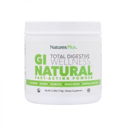 Nature's Plus GI Natural Drink Powder 174g