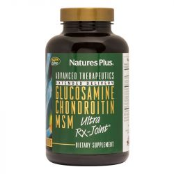 Nature's Plus Glucosamine/Chondroitin/MSM Ultra Joint Tabs 180