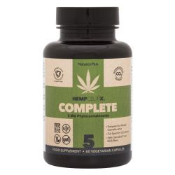 Nature's Plus HempCeutix Complete 5mg VCaps 60