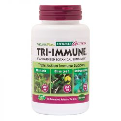 Nature's Plus Herbal Actives Tri-Immune Extended Release Tabs 60