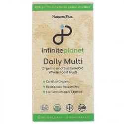 Nature's Plus Infinite Planet Daily Multi Caps 60