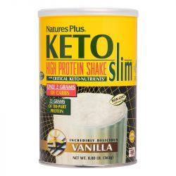 Nature's Plus Ketoslim Low Carb Vanilla 363g