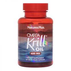 Nature's Plus Omega Krill Oil 600mg Liquicaps 60