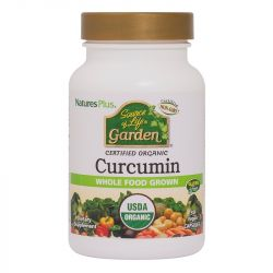 Nature's Plus Source of Life Garden Curcumin 400mg VCaps 30