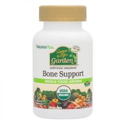 Nature's Plus Source of Life Garden Organic Bone Support VCaps 120