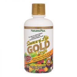 Nature's Plus Source of Life Gold Multi Vitamin Liquid 887ml
