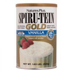 Nature's Plus Spirutein Gold Vanilla 468g