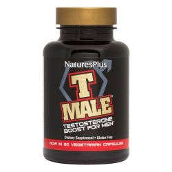 Nature's Plus T-Male Capsules 60