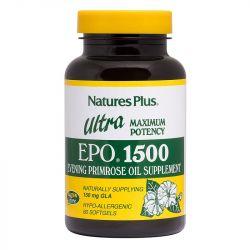 Nature's Plus Ultra Evening Primrose Oil 1,500mg Softgels 60