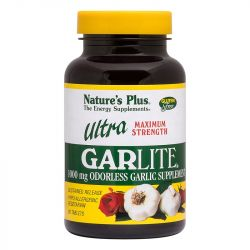 Nature's Plus Ultra Garlite 1000mg Sustained Release Tabs 90