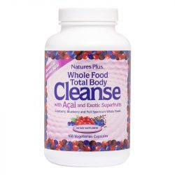 Nature's Plus Whole Body Total Cleanse VCaps 168