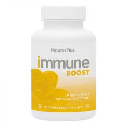Nature's Plus Immune Boost Tablets 60