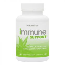 Nature's Plus Immune Support Tablets 60