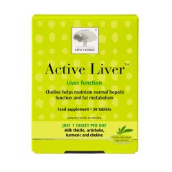 New Nordic Active Liver Tablets 30