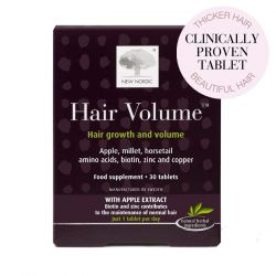 New Nordic Hair Volume Tablets 30