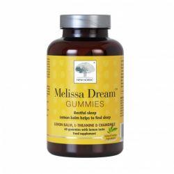 New Nordic Melissa Dream Gummies 60