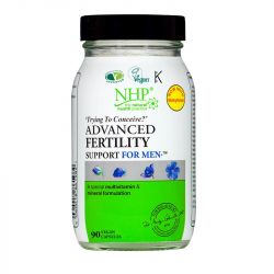 NHP Advanced Fertility Men Support Capsules 90