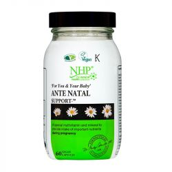 NHP Ante Natal Support Capsules 60